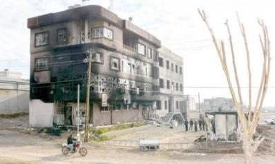 حزبان معارضان ينسحبان من حكومة كردستان العراق