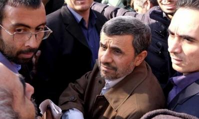 اعتقال أحمدي نجاد بعد تصريحات له وصفت بأنها تحرض على الاضطرابات