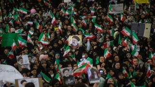 أمل الشعب الإيراني