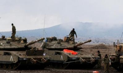 الدفاعات السورية تتصدى لصواريخ إسرائيلية