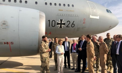 جهود ألمانية لبناء القدرات العسكرية العراقية