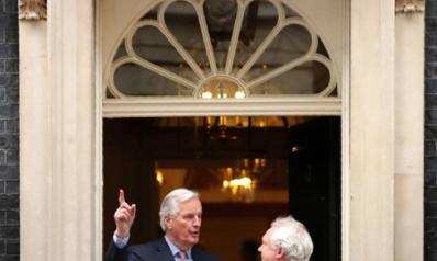 بارنييه يضغط على بريطانيا لقبول البقاء في الاتحاد الجمركي بعد بريكست