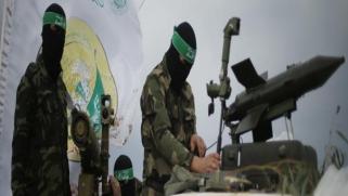 مقاتلات الاحتلال تقصف موقعا للقسام بغزة