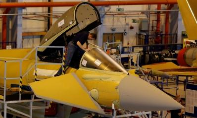 السعودية تشتري 48 مقاتلة يوروفايتر