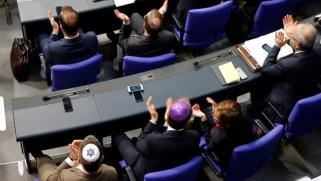 البرلمان الألماني يقر مشروع يهودية دولة إسرائيل