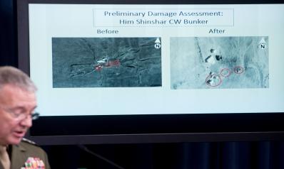 ضربة استعراضية ثلاثية على سورية بحسابات ترامب الشخصية