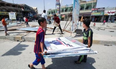 العراق انتخب دون تهديد إرهابي ووسط توتر إقليمي