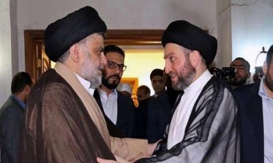 تحالف الصدر وعلاوي والحكيم لتشكيل الكتلة الأكبر في البرلمان العراقي