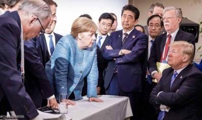 ترامب والنظام العالمي: حاضر عند التدمير؟