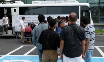 مئات اليمنيين يلجؤون بجزيرة نائية في كوريا الجنوبية