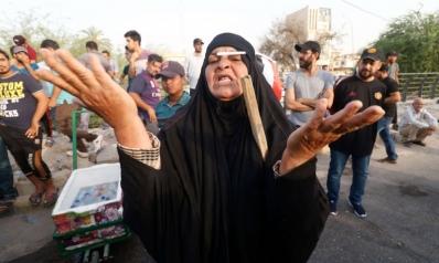 """حيدر العبادي """"يسحب يد"""" وزير الكهرباء لامتصاص نقمة الاحتجاجات"""