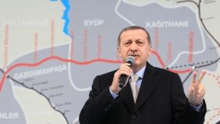 """قناة إسطنبول """"مشروع أردوغان العظيم"""" ينذر بكارثة بيئية"""