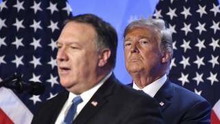 ترامب: العقوبات سترغم إيران على القبول بتغيير الاتفاق
