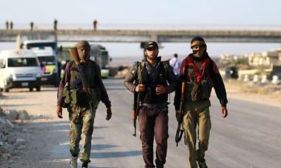 تركيا تستجمع فصائل إدلب استعدادا للمعركة مع قوات الأسد