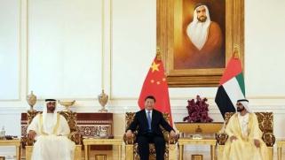 زيارة الرئيس الصيني إلى الإمارات تعيد رسم معالم طريق الحرير