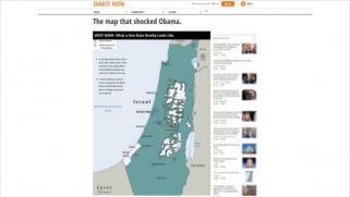 فلسطين.. الخريطة التي صدمت أوباما عام 2015