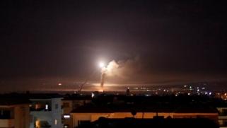 مجددا.. صواريخ إسرائيلية تضرب الأراضي السورية
