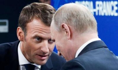 عملية فرنسية روسية مشتركة لنقل مساعدات إنسانية إلى سوريا