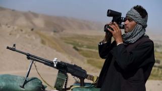 أفضل مقاتلي طالبان يتدربون في إيران