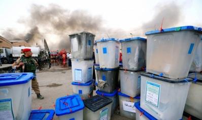 توترات في الساحة السياسية العراقية تستبق نتائج الانتخابات