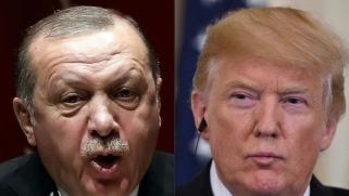 ارتفاع هزيل لليرة التركية بعد تعهد ترامب بعدم تقديم تنازلات