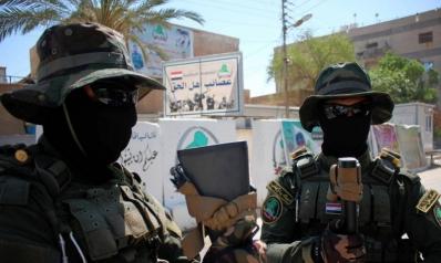 فصيل في الحشد الشعبي يطلق سراح محتجزين بعد اختطافهم