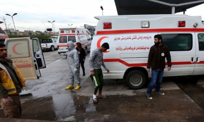 إيران تصفي خصومها بقصف مقر حزب كردي إيراني في العراق