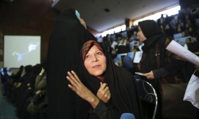 فائزة رفسنجاني: جمهورية إيران الإسلامية فشلت