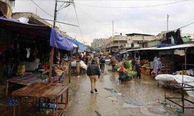 البنك الدولي يحذر من تردي الأوضاع بغزة