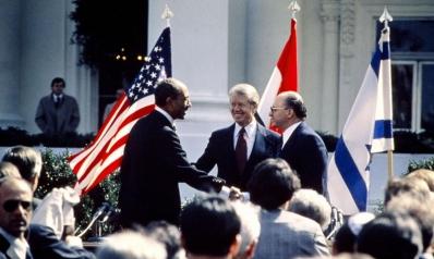 """السلام """"بارد"""" بعد أربعين عاما على معاهدة كامب ديفيد"""