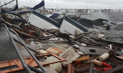 """الإعصار """"مايكل"""" يهدد فلوريدا الأميركية"""