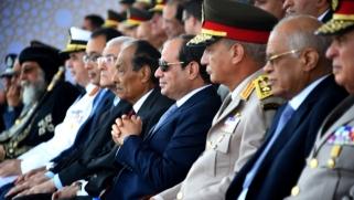 مشتريات الأسلحة سلاح مصر الثقيل لتنويع علاقاتها الاستراتيجية