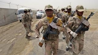 اختطاف 14 جنديا إيرانيا على الحدود مع باكستان