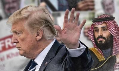 دونالد ترامب ومحمد بن سلمان.. نفسي نفسي