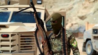 الجهاديون يستغلون العاصفة الرملية لشن هجمات في ديرالزور