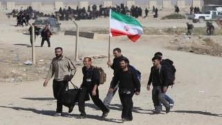 العراق يمنع مئات الزوار الإيرانيين من دخول أراضيه
