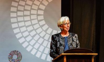 """صندوق النقد الدولي يحذر من """"نقاط ضعف جديدة"""" في النظام الاقتصادي العالمي"""