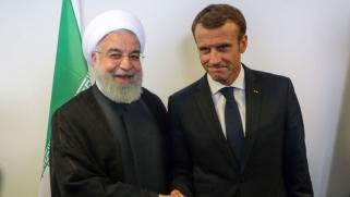 ماكرون يتراجع عن اتهام إيران في قضية المخطط الإرهابي في باريس