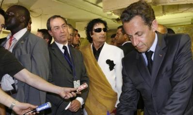 سيف الإسلام القذافي: هكذا وصلت الأموال الليبية لساركوزي
