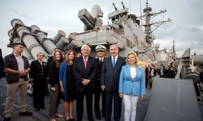 واشنطن توسع خياراتها العسكرية لمواجهة إيران