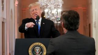 الإعلام الأميركي يتضامن مع سي أن أن ضد ترامب