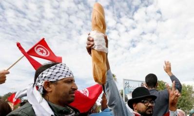 إضراب عام في تونس احتجاجا على رفض الحكومة رفع أجور الموظفين