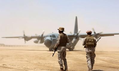 التحالف العربي يطلب من واشنطن وقف تزويد طائراته بالوقود