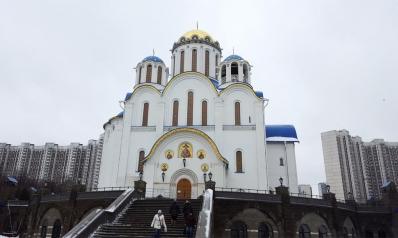 """""""حرب الكنائس"""" وجه آخر للنزاع الروسي الأوكراني"""