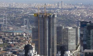 تراجع حاد لنمو الاقتصاد التركي في الربع الثالث من العام