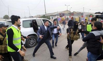 توظيف الشارع لحسم الخلاف على محافظ البصرة بين الصدر وحلفاء إيران