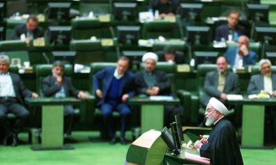 العقوبات الأميركية تقلّص موازنة إيران إلى النصف