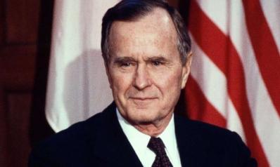 دينيس روس يتفكّر في جورج هـ. و. بوش