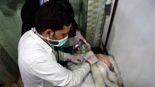 موسكو ودمشق فبركتا هجوما كيميائيا في حلب لتقويض هدنة إدلب