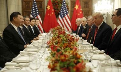 هدنة في الحرب التجارية بين الولايات المتحدة والصين